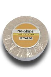 No Shine Tape Roll 1 inch x 12 yards - Walker Tape
