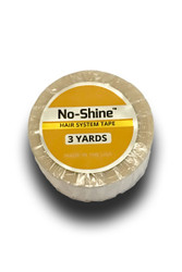 No Shine Tape Roll 3/4 inch x 3 yards - Walker Tape