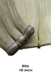 Practice Hair - Double Drawn Flat Wefts 16 inch 60g