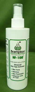 Brampton HF-100 Grip Tape Activator Solution 8 oz.