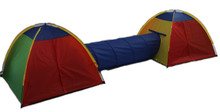 Play Maze Tunnel Tent Set