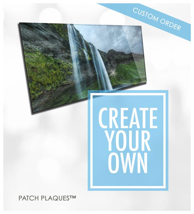 Custom Acrylic Photo Print - Weddings, Baby, Memories, Pets, Gifts | Wood & Acrylic!