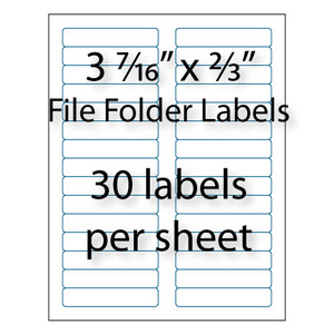 file folder labels 3 7 16 x 2 3 30 up avery 5366. Black Bedroom Furniture Sets. Home Design Ideas