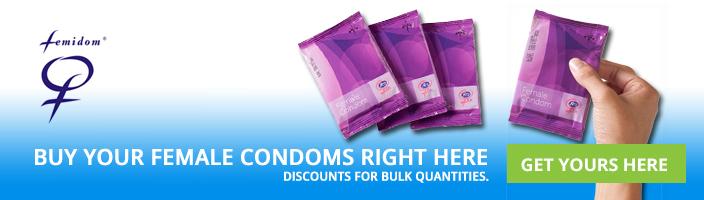 Femidom Female Condoms