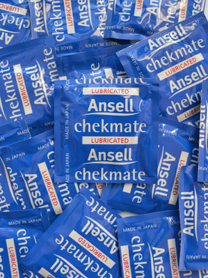 Ansell Chekmate Condoms (24 loose packed) - Buy Condoms Online