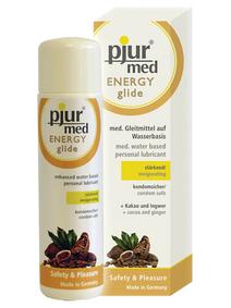 Pjur Med Energy Glide Personal Lubricant  - Buy Lubricant Online