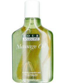 Four Seasons Massage Lubricant Lavender 150mL - Buy Lubricants Online