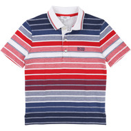 Hugo boss polo shirt multicolored J25A70