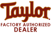 Taylor Authorized Dealer