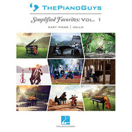 The Piano Guys - Simplified Favorites, Vol. 1: Easy Piano Arrangements with O..
