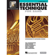 Essential Technique for Band - Intermediate to Advanced Studies: F Horn by Ha..