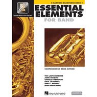 Essential Elements for Band - Book 1 with EEi: Eb Baritone Saxophone