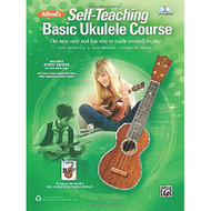 Alfred's Self-Teaching Basic Ukulele Method: The New, Easy, and Fun Way to Te..