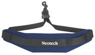 Neotech 1903162 Soft Sax Strap, Navy, Swivel Hook
