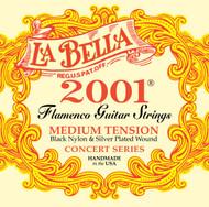 LaBella Classic Flamenco Medium (2001FM)