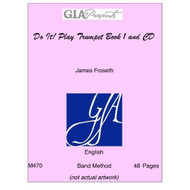 M470 - Do It! Play Trumpet Book 1 - Book & CD