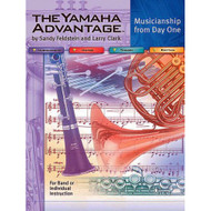 PT-YBM109-22 - The Yamaha Advantage - Tenor Saxophone - Book 1