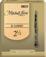 Mitchell Lurie Bb Clarinet Reeds 2.5 10-pack