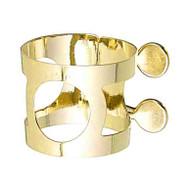 American Plating Ligature Alto Sax Gold (334G)