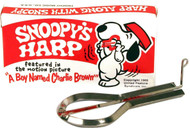 Trophy 3490 Snoopy Jaw Harp