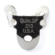 Dunlop Fingerpicks Nickel Silver .013mm 50-Pack (34R13) Front View