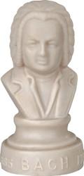 """4.5"""" Plastic Statuette of Bach"""