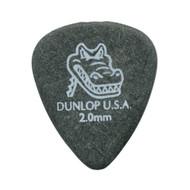 Dunlop 417R1.14 Gator Grip, Blue, 1.14mm, 72/Bag
