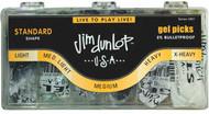 Dunlop Gels™ Guitar Pick Cabinet of 423 (4861)