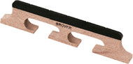 "Grover Banjo Bridge 1/2"" Minstrel"