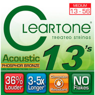 Cleartone Acoustic.013-.056 Medium Strings