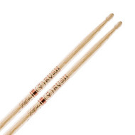 Promark PW747W Japanese Shira Kashi White Oak Neil Peart Autograph Mode