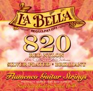LaBella 820 La Bella Guitar String Set
