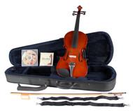 Anton Breton 4/4 Size Violin Outfit Bundl