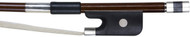 Anton Breton AB-100B Brazilwood Student French Bass Bow - 3/4-1/4 Size (AB100B)