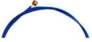 Aquila Colored Soprano Ukulele string by Aurora - Blue