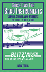 Blitz Gloss Care for Band Instruments (B306)
