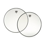 Remo Ambassador Clear Drum Head - 14 Inch