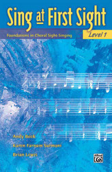 Sing At First Sight, Level 1 Foundations In Choral Sight-Singing