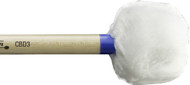 Mike Balter CBD3 General Concert Bass Drum Mallets with Maple Handle