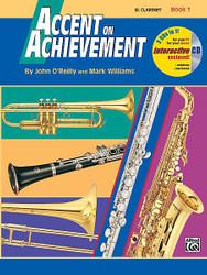 Accent On Achievement, Book 1