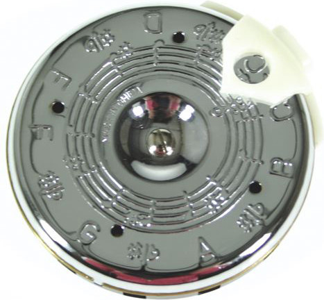 Becker Chromatc Pitch Pipe C-C (CP1)