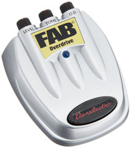 Danelectro D-2 Fab Overdrive Effects Pedal