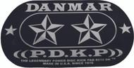 Danmar 210DK Danmar Double Bass Drum Pad