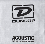 Dunlop 30 Wound Phosphor Bronze Acoustic Guitar String (DAP30)