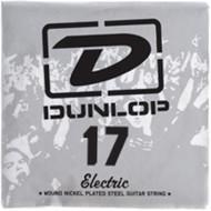 Dunlop 17 Electric Wound Nickel Plated Steel Guitar String (DEN17)