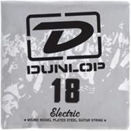 Dunlop 18 Electric Wound Nickel Plated Steel Guitar String (DEN18)