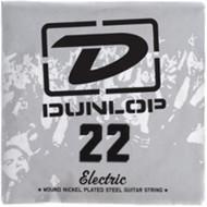 Dunlop 22 Electric Wound Nickel Plated Steel Guitar String (DEN22)