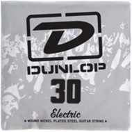 Dunlop 30 Electric Wound Nickel Plated Steel Guitar String (DEN30)