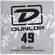 Dunlop 49 Electric Wound Nickel Plated Steel Guitar String (DEN49)