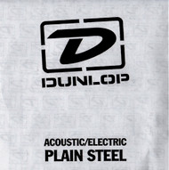 Single Dunlop Plain Steel .018 DPS18
